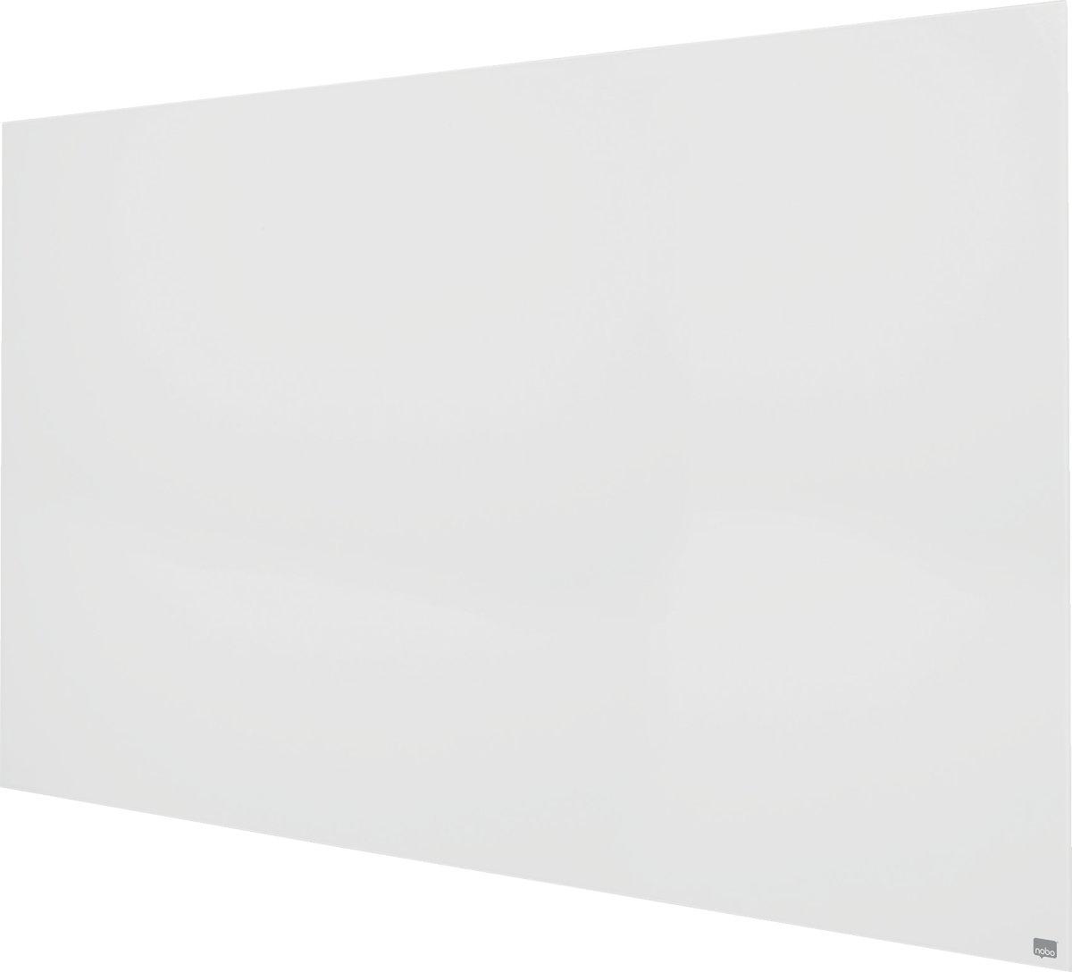 """Nobo Diamond Widescreen hvid glastavle, 85"""""""