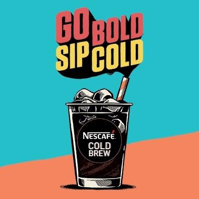 NesCafé Cold Brew kaffe, 5l