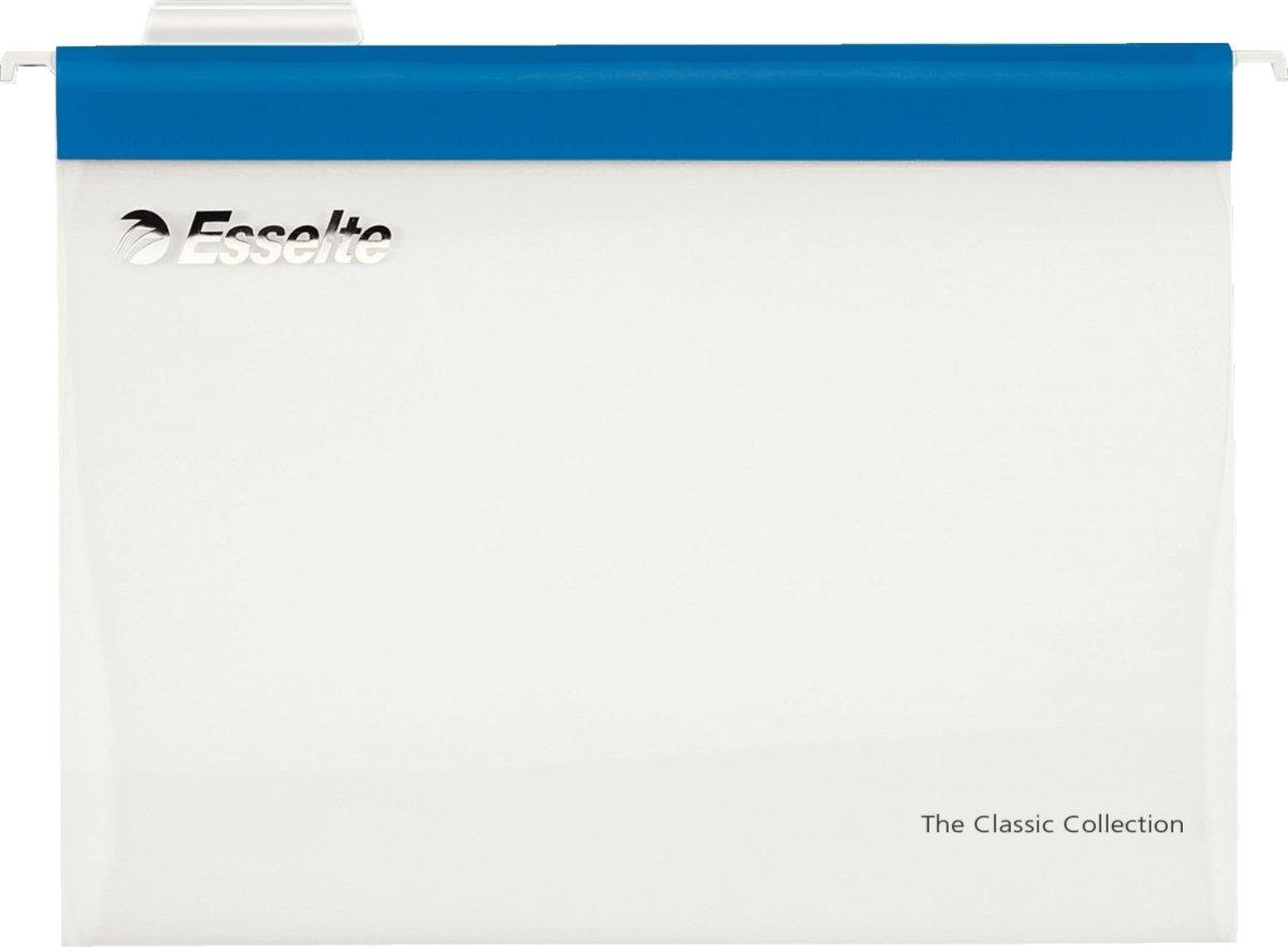 Esselte Easyview Hængemapper A4, 10 stk., blå
