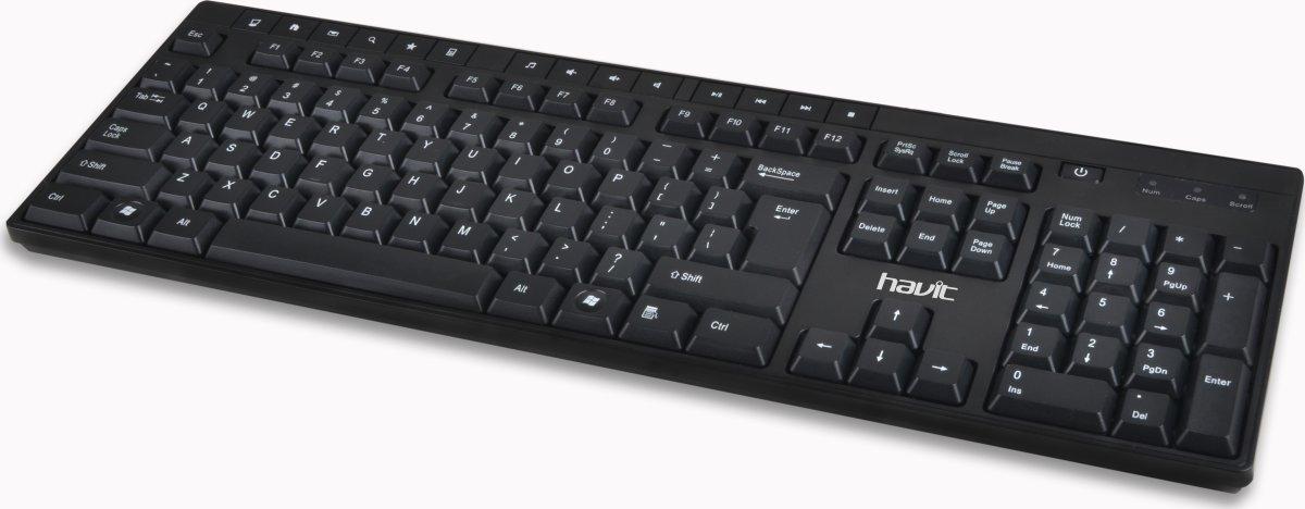 Havit HV-KB373 Basicline Tastatur