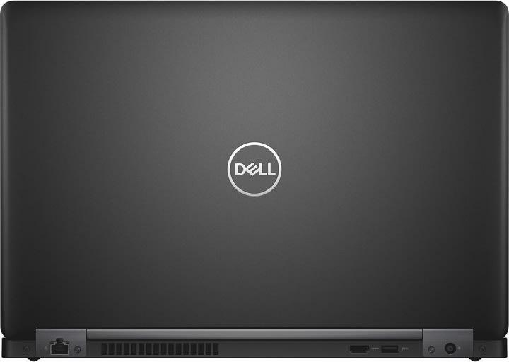 Dell Latitude 5590 bærbar notebook, sort