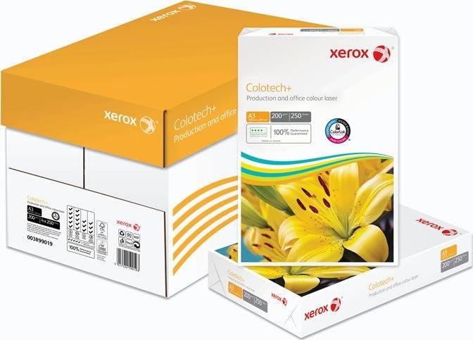 Xerox Colotech+ kopipapir A3/200g/250ark