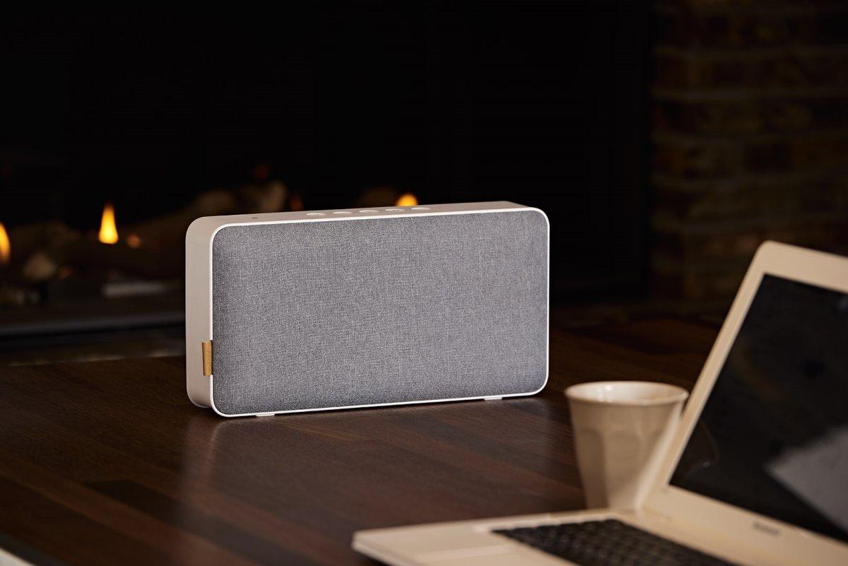 SACKit MOVEit højtaler - Bluetooth - Dusty Blue