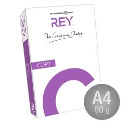 Rey Copy kopipapir A4/80g/500ark