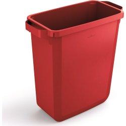 Affaldsspand 60 l, (HxBxD) 555x285x615, Rød