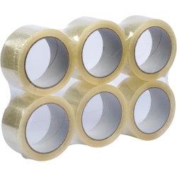 Lomax Pakketape 50 mm, low noise, klar