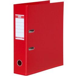 Elba Strong-Line brevordner A4, 80mm, rød