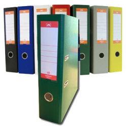 Lomax brevordner A4, 75mm, grøn