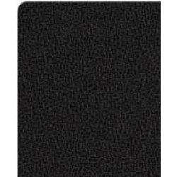 Abstracta Solo vægpanel sort 80x80 cm