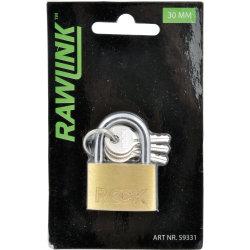 Rawlink hængelås, 30 mm