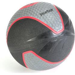 Reebok Medicinbold, 5 kg, Grå