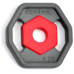 Reebok Rep vægtskiver, 2 x 1,25 kg