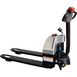 Elektrisk palleløfter m. vægt, 1500 kg