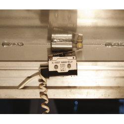 Silverstone  el-løftebord, 2000 kg, 250-1300 mm