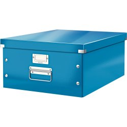 Leitz Click & Store opbevaringsboks large, blå