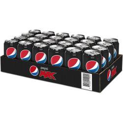 Pepsi Max 33 cl inkl. pant