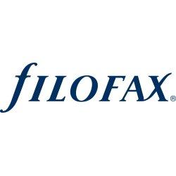 Filofax Metropol Konferencemappe Zip Mek. A4, sort