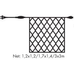 Tech-Line lysnet startsæt, 3 x 3 m, 196 LED lys