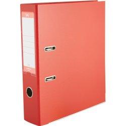 Lomax brevordner A4, 75mm, rød