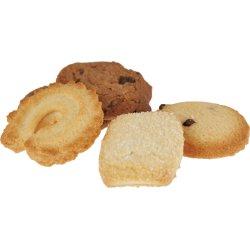 Småkager, cookies i metaldåse, 908g
