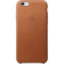 Apple iPhone 6s Leather Case, rødbrun