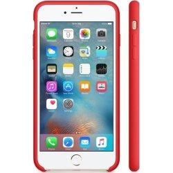 Apple iPhone 6s Plus Silicone Case, rød