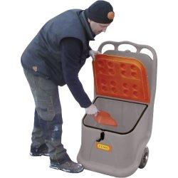 CEMO salt-/sandbeholder m. hjul, 75L