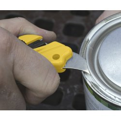 Probuilder cutterkniv, 18 mm, rustfri jernkerne