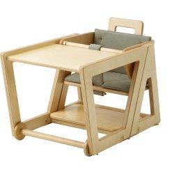 Hindevadgaard Børnestol, Grøn