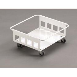 Transportvogn til 1 stk. affaldsspand 90 liter