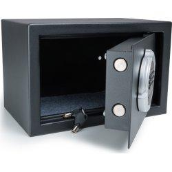 LOCK pengeskab 8 liter, Kodelås, 200x310x200 mm