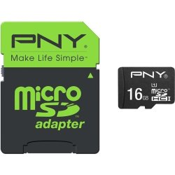 PNY Micro SDHC High Performance 16GB Class 10