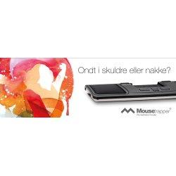 Mousetrapper Advance 2.0, sort/hvid