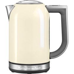 KitchenAid Elkedel, 1,7l, Creme