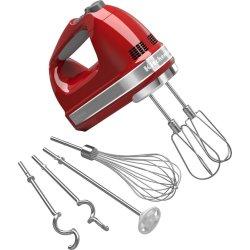 KitchenAid Håndmixer, Rød