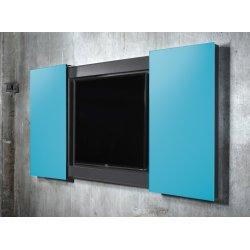Lintex Mood Konference TV - i blå