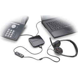 Plantronics MDA200 Switch, sort