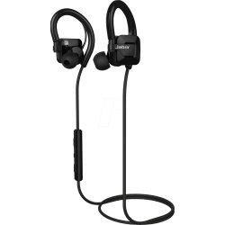Jabra Step Wireless Stereo Bluetooth headset, sort