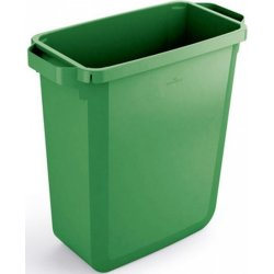 Affaldsspand 60 l, (HxBxD) 555x285x615, Grøn