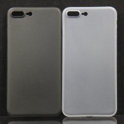 Twincase iPhone 7 plus case, transparent sort