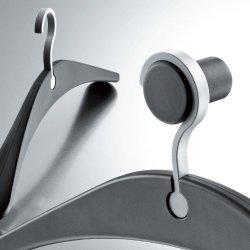 HANX bøjle, sort/grå