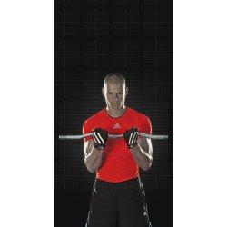 Adidas træningshandsker til vægtløft, Small