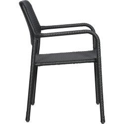 Bologna havemøbelsæt til 4 pers. - letvægtsstole