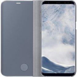 Samsung Galaxy S8+ Clear View Cover, sølv