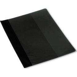 Bantex tilbudsmappe med indstikslomme A4 - sort