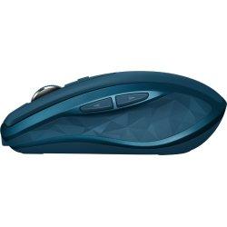 Logitech MX Anywhere 2S trådløs mus, blå