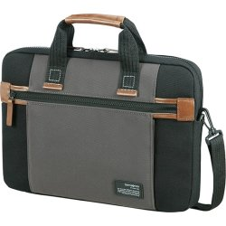 "Samsonite Sideways Laptop Sleeve 15.6"", sort/grå"