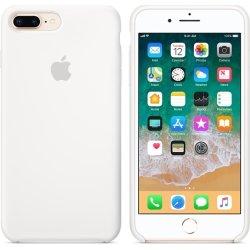 Apple iPhone 8 Plus silikone cover, hvid