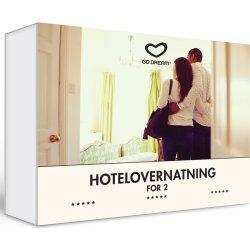 Oplevelsesgave - Romantiske dage for 2