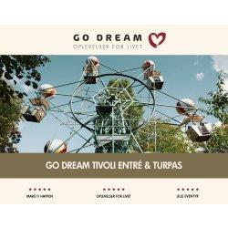 Oplevelsesgave - Tivoli entré og Turpas